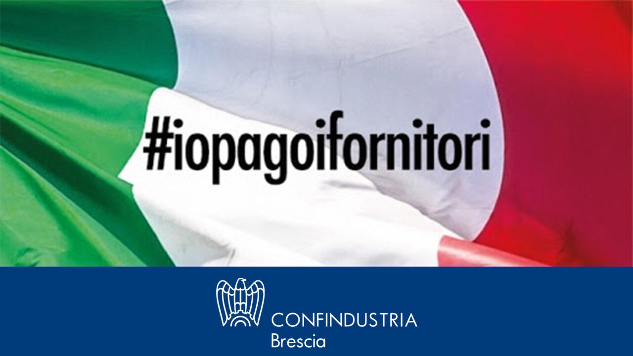 Logo #iopagoifornitori 1 Associate